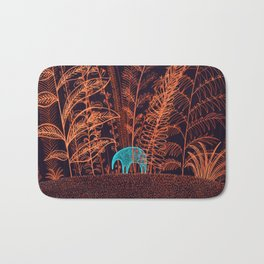 Elephant's dream Bath Mat