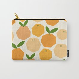 Orange Carry-All Pouch