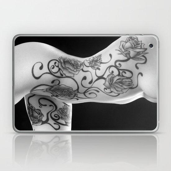 tattoo nude rose Black