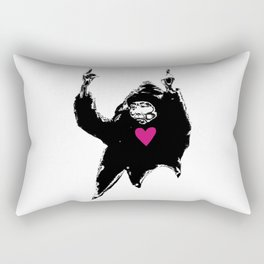 The Birds, Love Passion Equality Rectangular Pillow