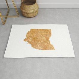 Gold Ohio Rug