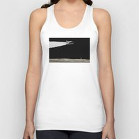 radio Tank Tops featuring Radio Controlled by William Michael