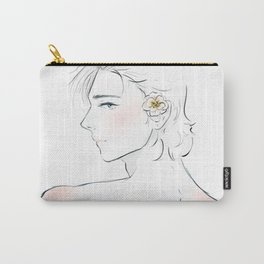 laurent and the flower - captive prince Carry-All Pouch