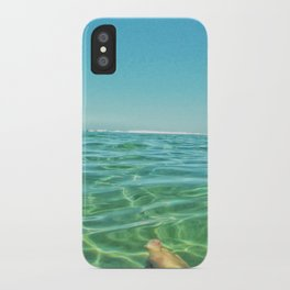 Staycation, yeah right. iPhone Case