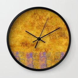 Celta Sol Wall Clock