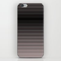 plain iPhone & iPod Skins featuring plain lines by My Big Fat Brand