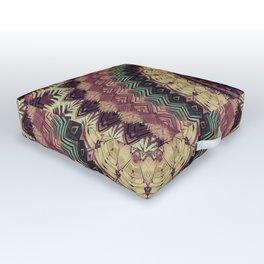 Mandala 273 Outdoor Floor Cushion