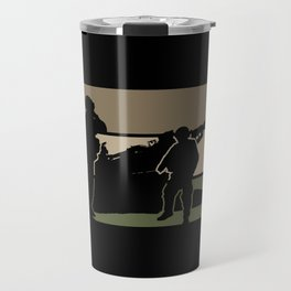Field Artillery Travel Mug