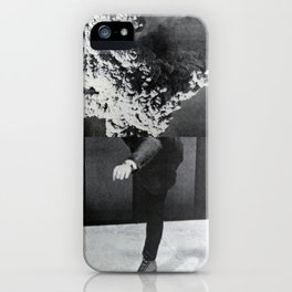 A Series of Vibrations iPhone Case