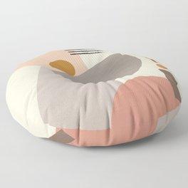 Modern Art II Floor Pillow