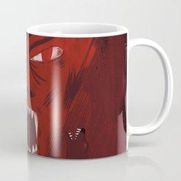 Dracula Coffee Mug