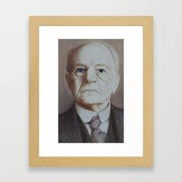 Philosopher Framed Art Print