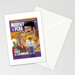 Murphy y Pena Stationery Cards