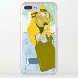 Wanda Clear iPhone Case