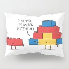 positive blocks... Pillow Sham