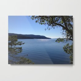 San Juan Islands II Metal Print