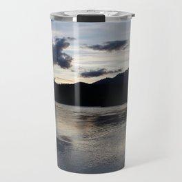Athabasca River Travel Mug