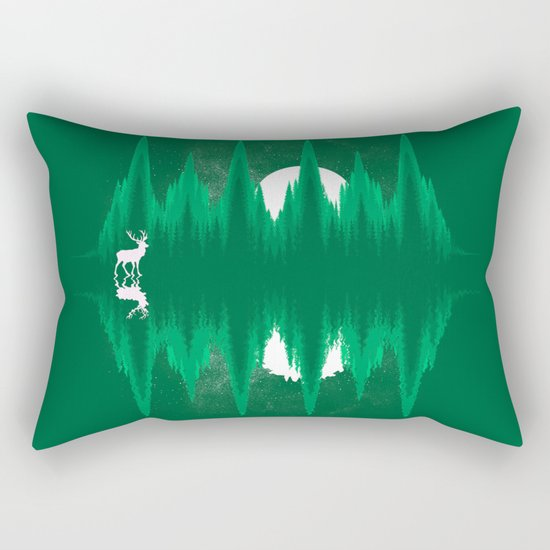 Equalizer Rectangular Pillow
