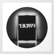 The1975 - 2 Art Print