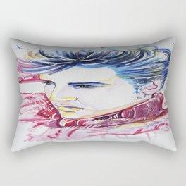 Chillin in Memphis Rectangular Pillow