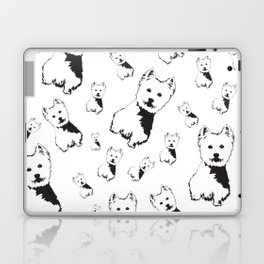WEST HIGHLAND TERRIER Laptop & iPad Skin