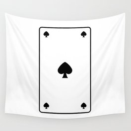 poker card Wall Tapestry