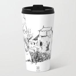 Amarcord Landscape Travel Mug
