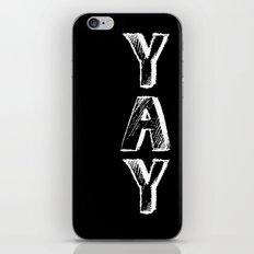 Yay iPhone & iPod Skin