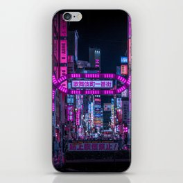 Kabukichou Gate, Tokyo iPhone Skin