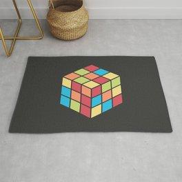 #68 Rubix Cube Rug