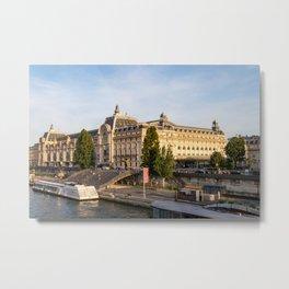 Musée d'Orsay - Paris Metal Print