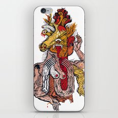 Sirius business - the print! iPhone & iPod Skin