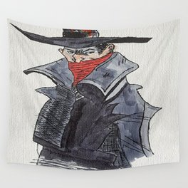 Lone Ranger Wall Tapestry