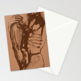 Lovers 1 Stationery Cards