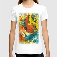mineral T-shirts featuring Mineral Series - Duftite by ShannonPosedenti