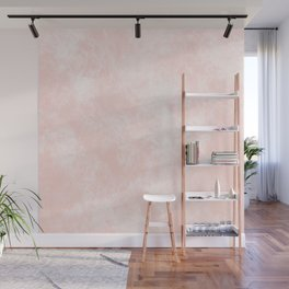 Pink Coral Marble Wall Mural