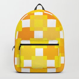 50 Squares of YELLOW - Living Hell Backpack