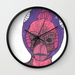 Khali Moraekah Wall Clock
