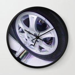Chery Tiggo Wheel Wall Clock