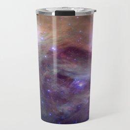 Galaxy : Pleiades Star Cluster NeBula Travel Mug