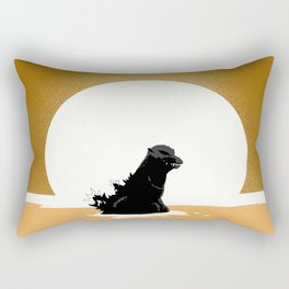 Godzilla: Final Wars Rectangular Pillow
