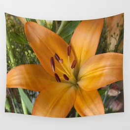 Lily Wall Tapestry