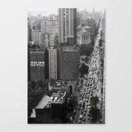 Concrete Trails Canvas Print