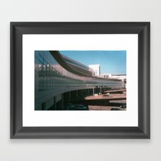 SFO Framed Art Print