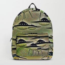 GUESS WHO'S COMING TO DINNER Backpack