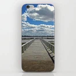 Natimuk Pier iPhone Skin