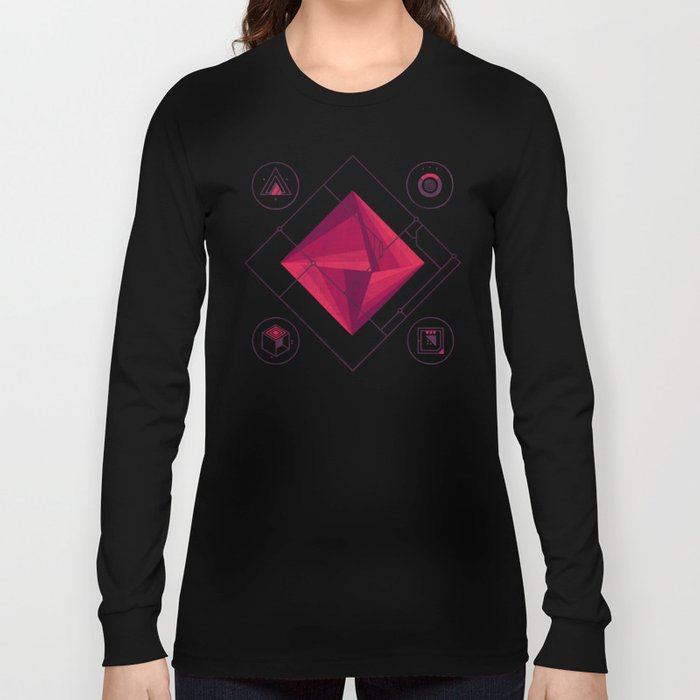 Prism Long Sleeve T-shirt