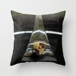 Tribute to the Legendary 356 Throw Pillow