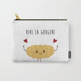 VIVE LA GOUGERE Carry-All Pouch