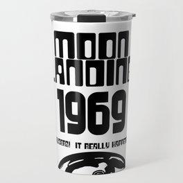 Wowzers! Moon Landing! Travel Mug